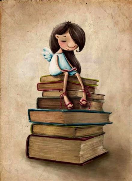 La magia de los libros Elina+ellis