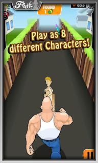 Streaker Run 3D