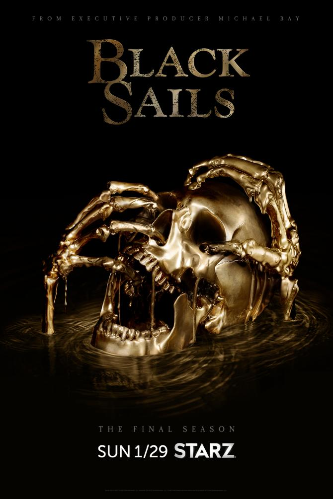 Black Sails Temporada 4