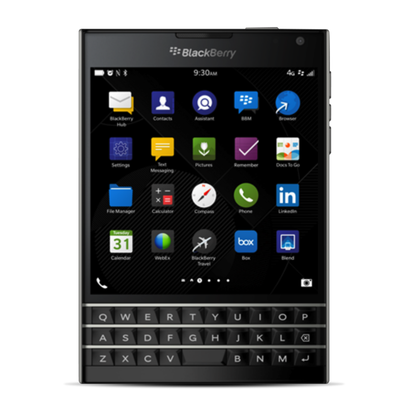 BlackBerry Square Screen Passport
