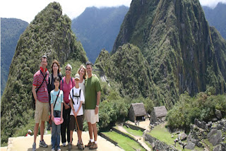 Peru-Machu Picchu-Family Vacation Tour