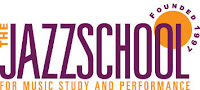 JazzSchool logo from Lisa B (Lisa Bernstein) blog