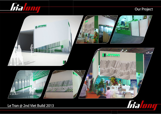 Exhibition Booth Cost : Exhibition booth design has to find a professional unit