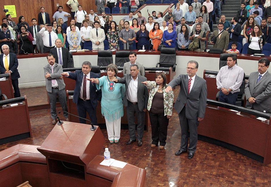 EL TRABAJO DE LA COMISIÓN DE VIGILANCIA SERÁ RESPONSABLE Y APEGADO A LA LEGALIDAD