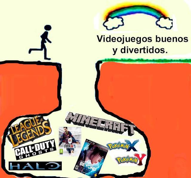 Buenos videojuegos