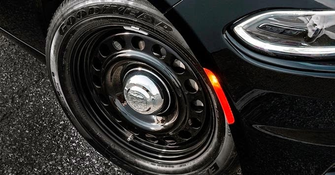 Dodge Charger Viatura 2015