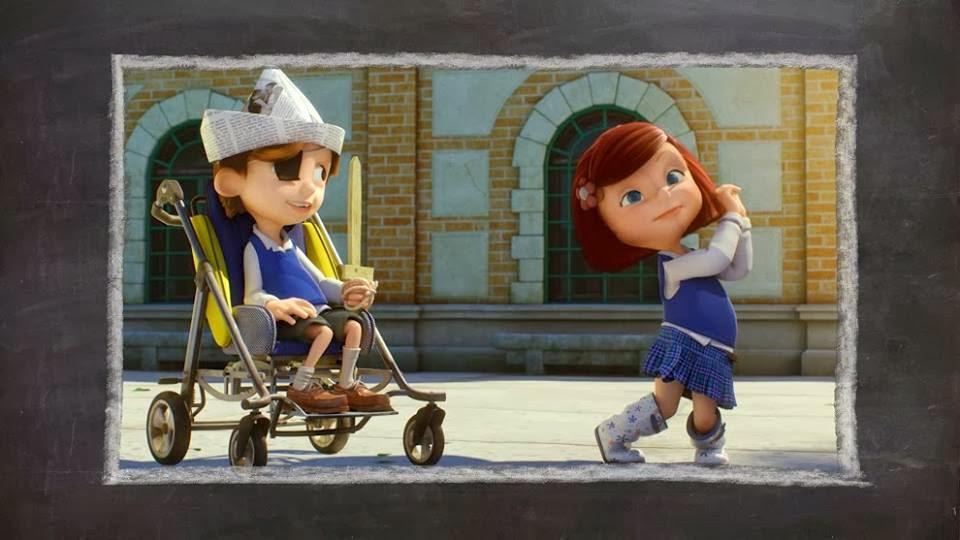 """""""Cuerdas"""" Goya al Mejor Corto de Animación 2014 - YouTube"""