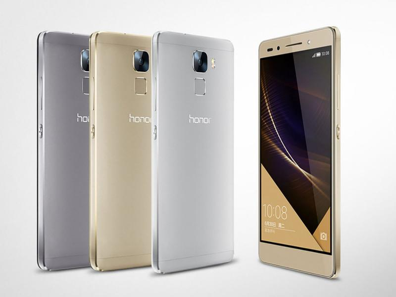 Huawei Honor 7 : Full Features, Hardware Specs, Price and Review