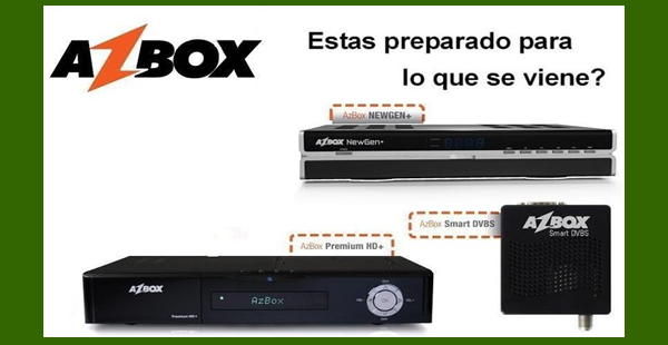 Actualizacion Azbox mini newgen + newgen 2013 Full