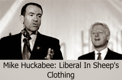 Tax Hike Mike: The Mike Huckabee Files