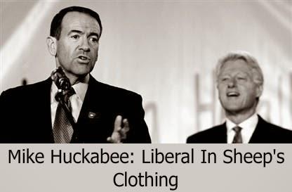 Tax Hike Mike: The Mike Huckabee Files