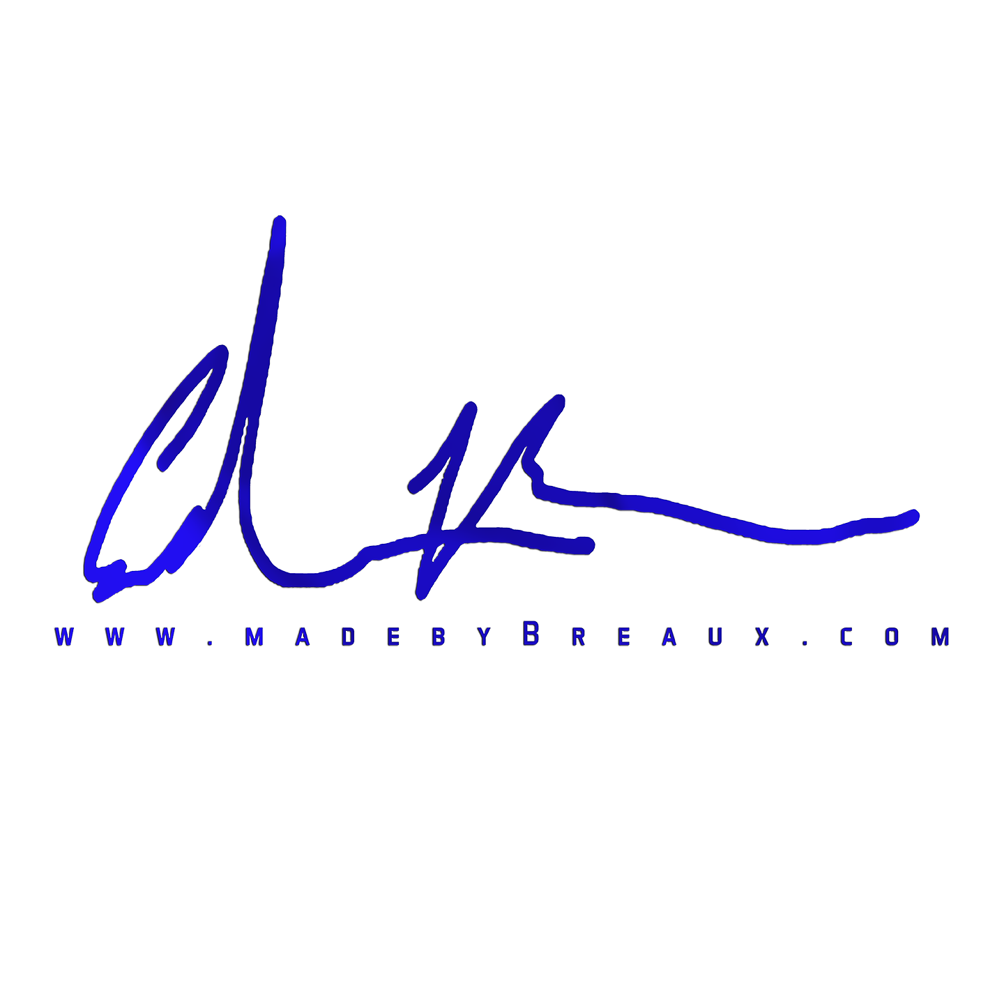 Made By Breaux Official Signature Brand