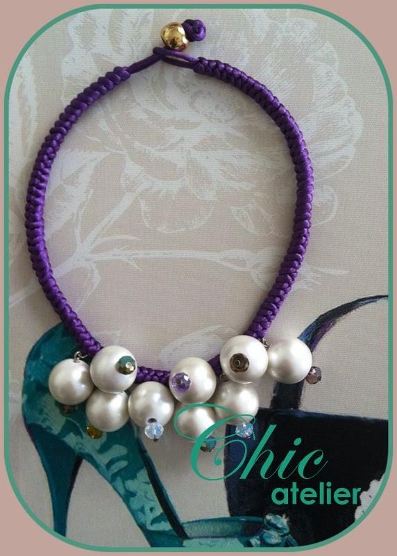 collares y complementos de moda