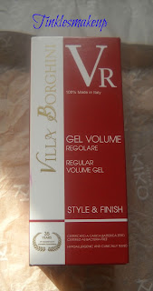 villa_borghini_hair_care_products regular volume gel