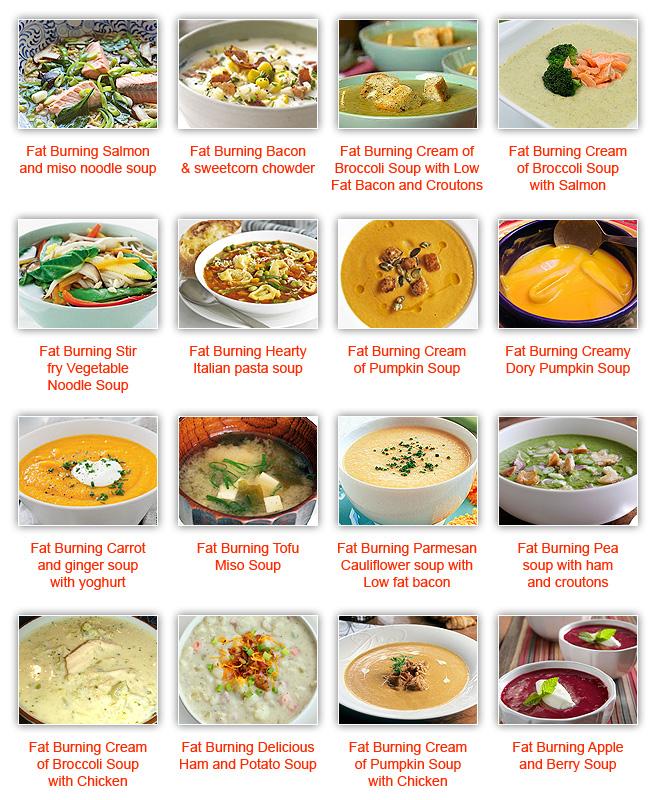 Fat-Burning Soup Diet