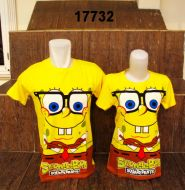 baju-couple-lucu-spongebob