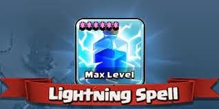 spell lightning COC