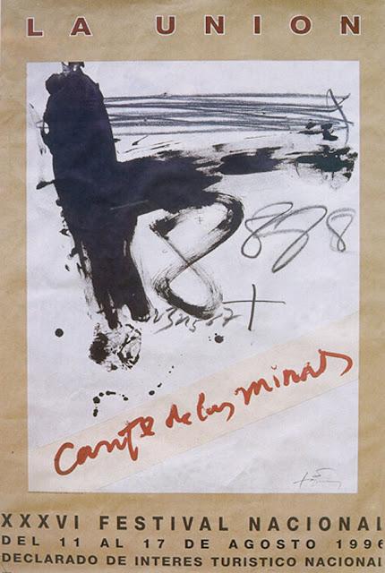 Cartel del Cante de las Minas de 1996