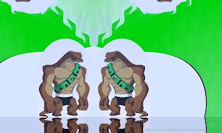 Ben 10 Omniverse Alien : Humungousaur