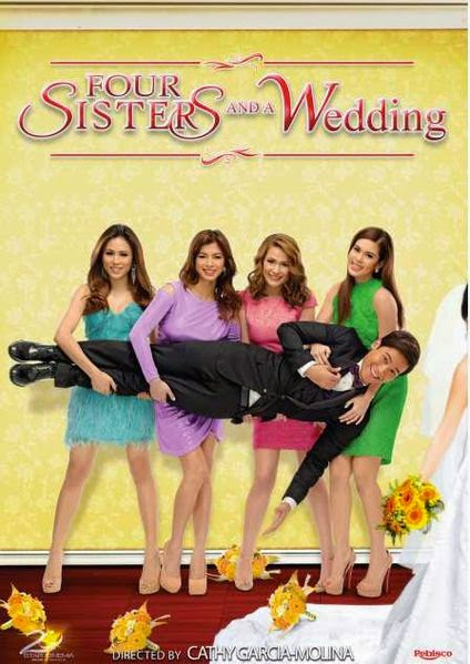 39 four sisters and a wedding 39 a box office hit 39 my lady boss 39 a flop mykiru isyusero - Mojo box office philippines ...