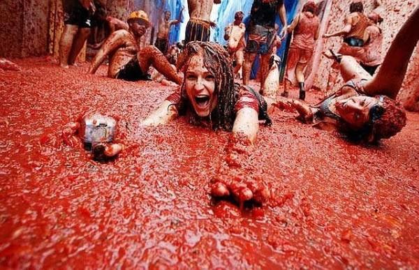 pesta tomato seksi