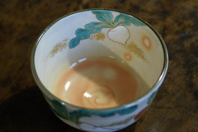 bol à thé japonais