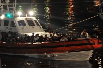 La Guardia Costiera soccorre 116 persone a Sud di Lampedusa.