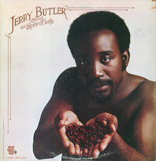 JERRY BUTLER - OFFERING THE SPICE OF LIFE (1972)