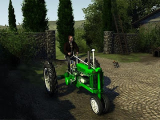 John Deere American Farmer Free Download PC Game Full Version
