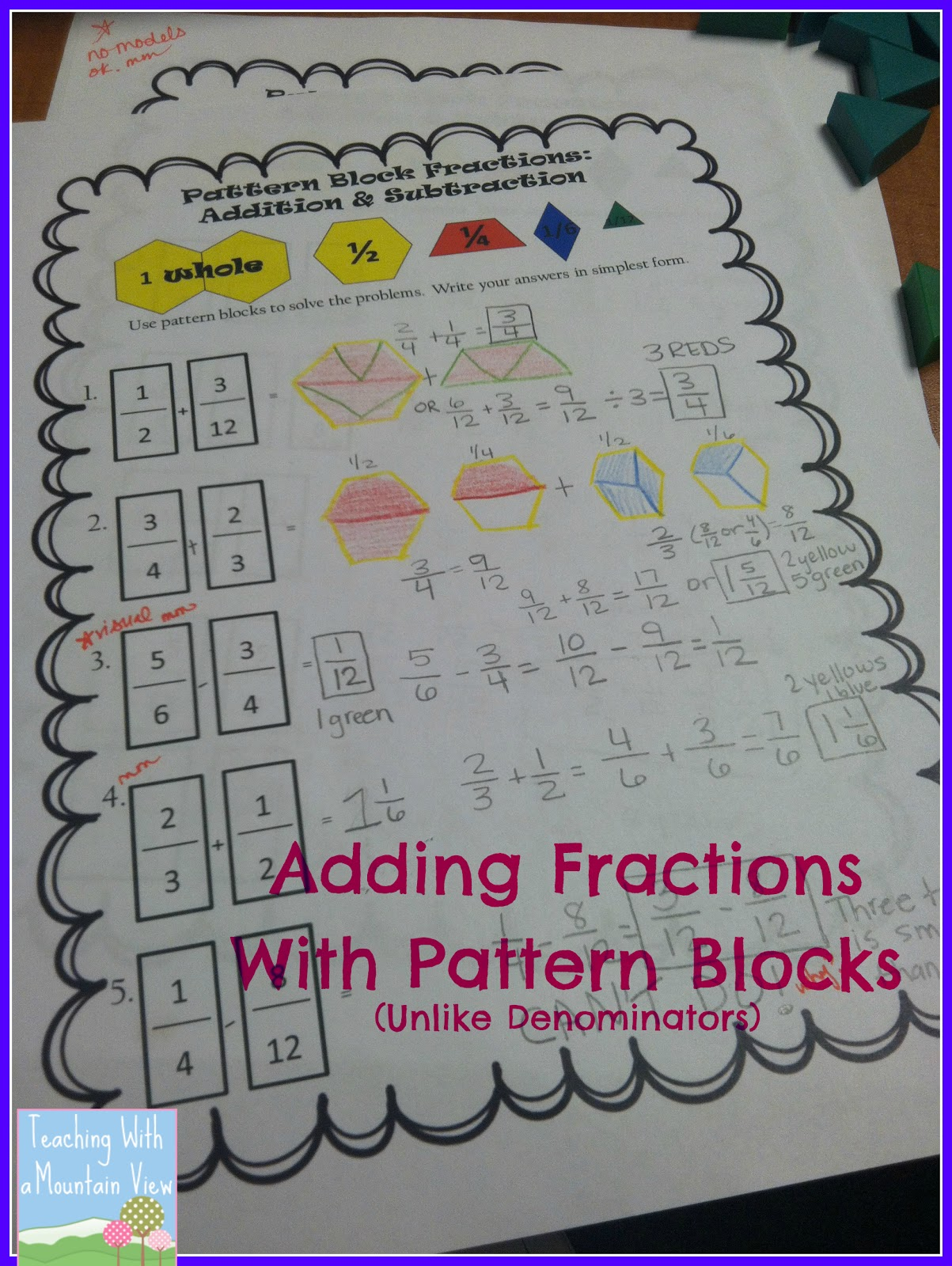 Our Latest Fraction Projects!