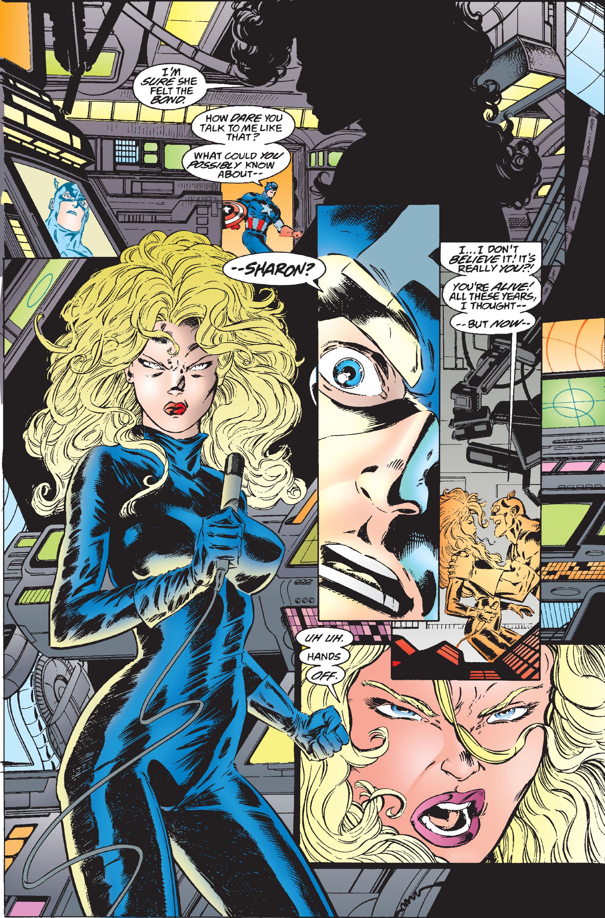Captain America (1968) Issue #445 #399 - English 8