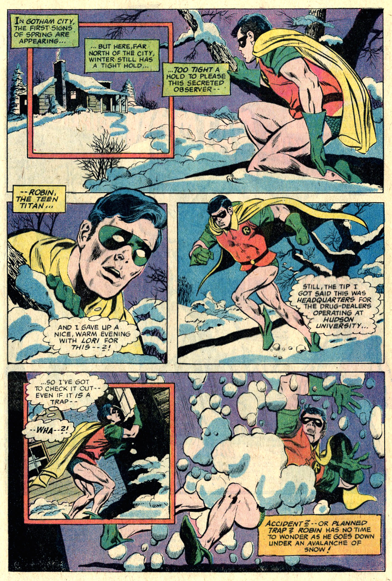 Detective Comics (1937) Issue #462 Page 4