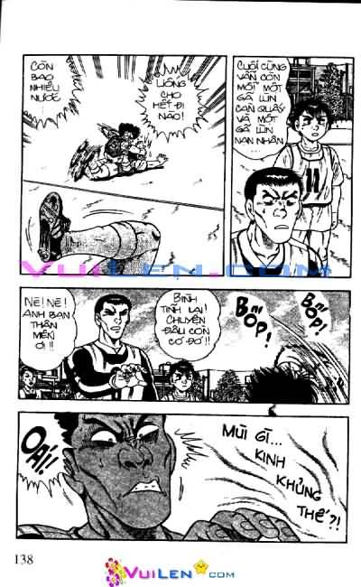 Jindodinho - Đường Dẫn Đến Khung Thành III  Tập 8 page 138 Congtruyen24h