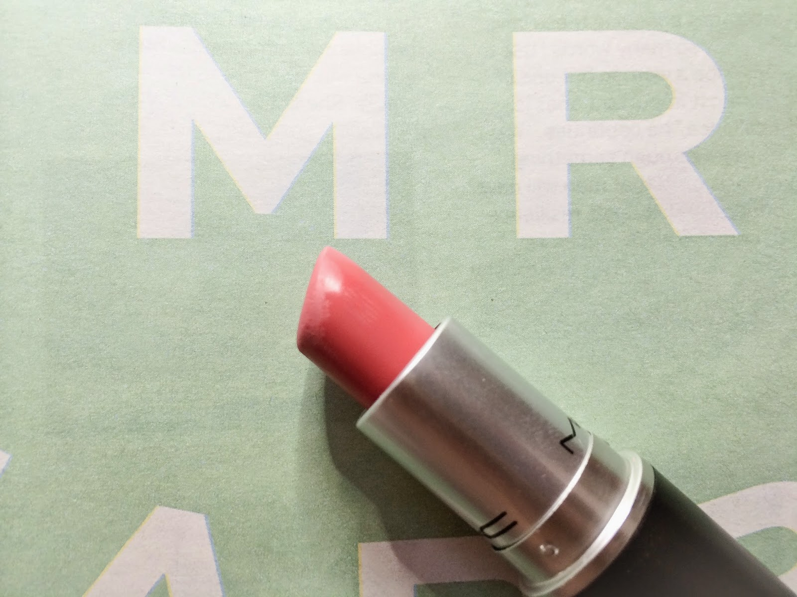 Bardo Pink Lips | MAC Matte Lipstick in Please Me Review