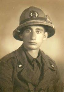 Volontario Giovane Fascista Ugo Travaini