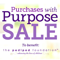 pediped sales with a purpose