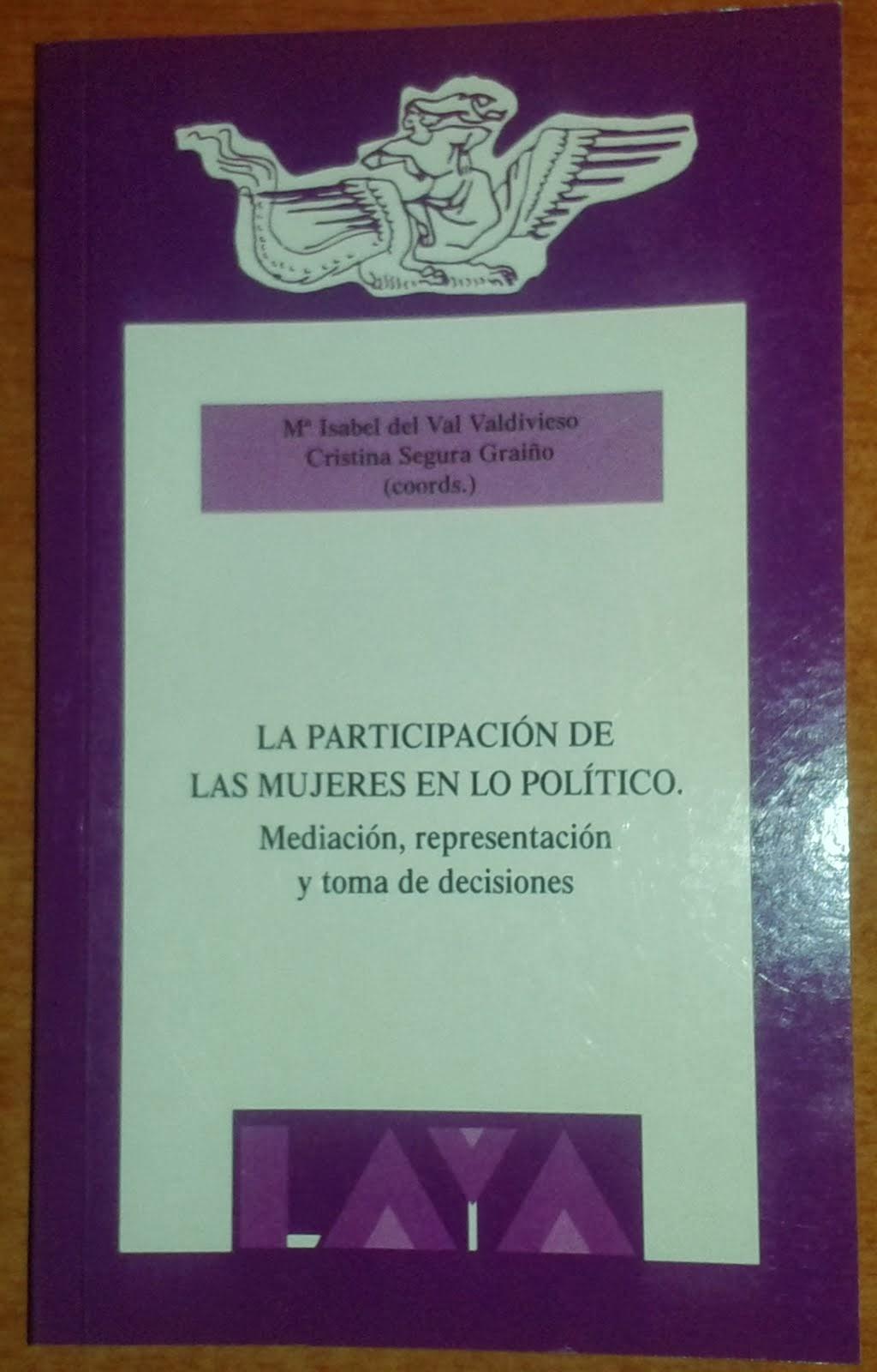 LA PARTICIPACIÓN DE LAS MUJERES EN LO POLÍTICO