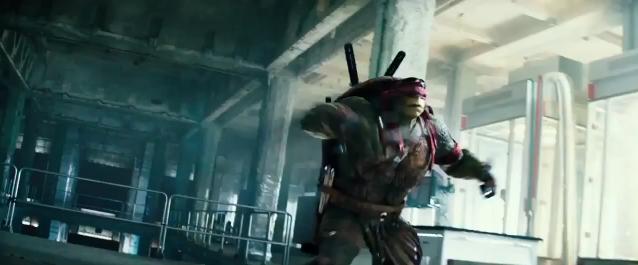 new trailer for teenage mutant ninja turtles the movie bit