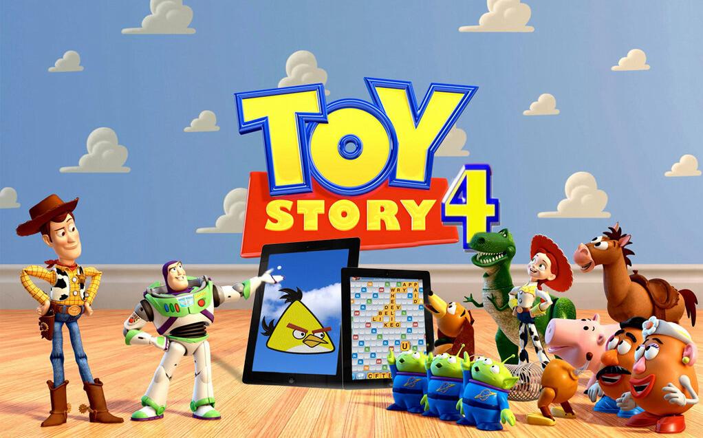 Toy Story 4 : Toy story de geliyor kültür elması