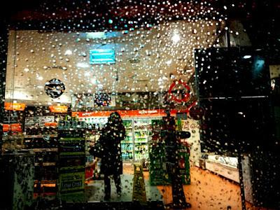 Chuva no vidro por João Pires