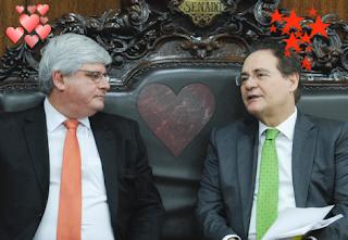 Procurador da republica do PT e companheiro Renan calheiros