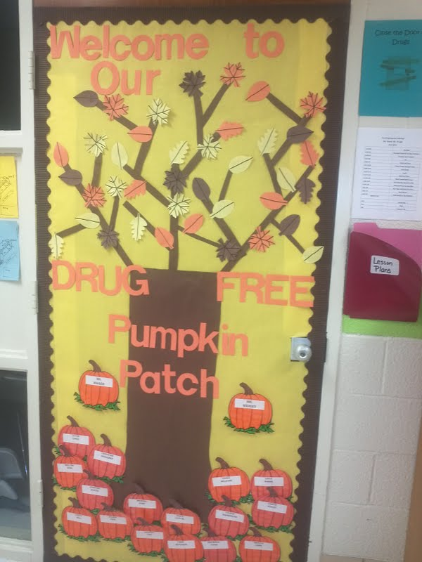 Classroom Door Ideas November : Alecia marsh classroom door decoration ideas