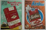 Iklan Rokok KERBAU.