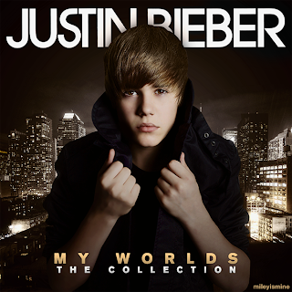 Justin Bieber Worlds  Collection on My Worlds The Collection Cover Art Justin Bieber 19413595 600 600 Png