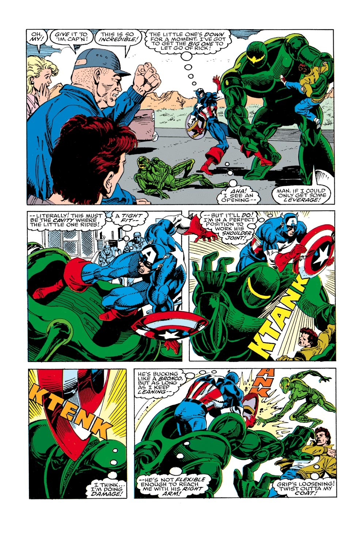 Captain America (1968) Issue #398 #331 - English 15
