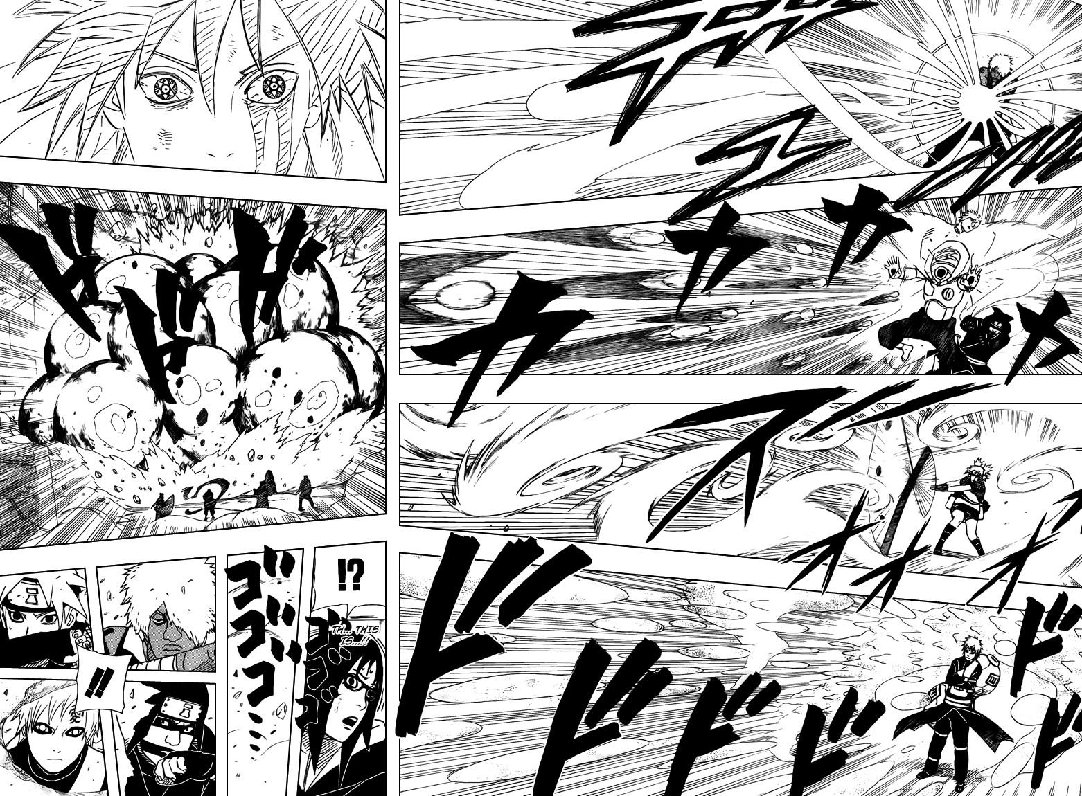 Naruto chap 464 Trang 14 - Mangak.info
