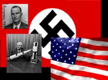 EUA e criminosos nazistas