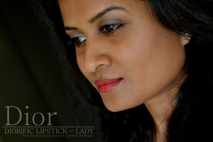 Dior Beauty Grand Bal Holiday 2012 Makeup Collection Diorific Lipstick Lady 039 Indian Darker Skin Swatches Blog Reviews FOTD Looks Ingredients