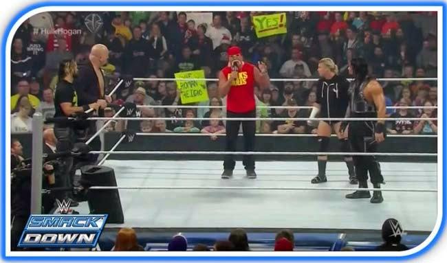 مشاهدة عرض المصارعة WWE Friday Night SmackDown 2014/12/26 مترجم