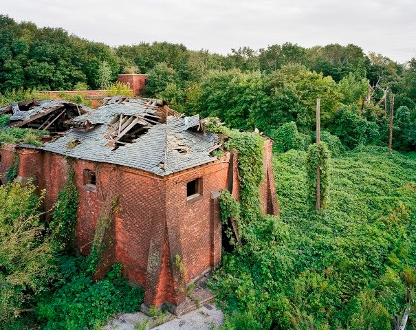 10 lugares abandonados: North Brother